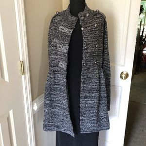New with tags Style & Co completer jacket sweater